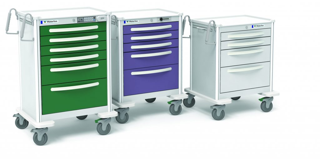 Used Medical Carts With Drawers Chest Of Drawers