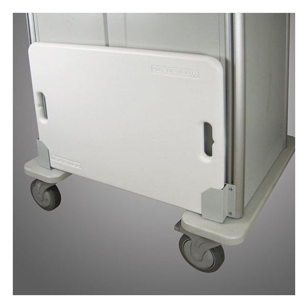 Lightweight Side Mount Cardiac Board
