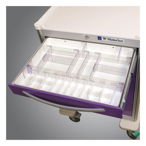 Anesthesia Divider Systems