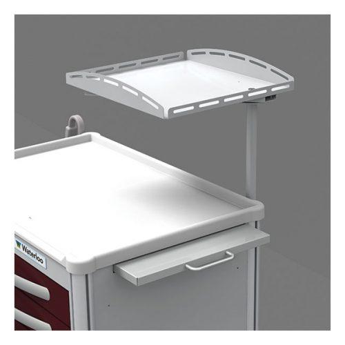 Swiveling Monitor Shelf