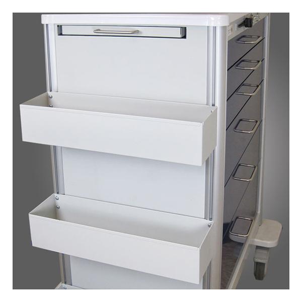 Fluid Equipment Storage Tray System