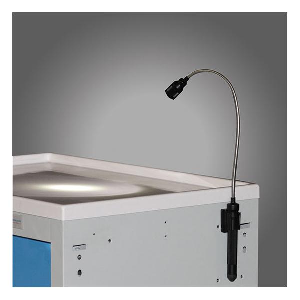 Flexible Magnetic Light