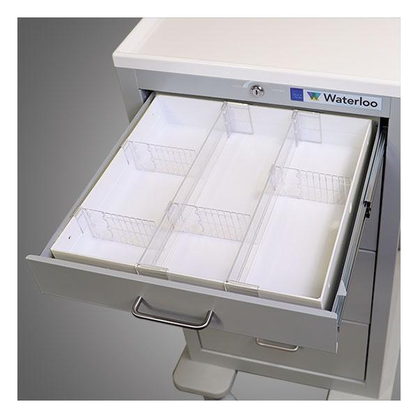 Slim Med-Jr Full Drawer Divider System
