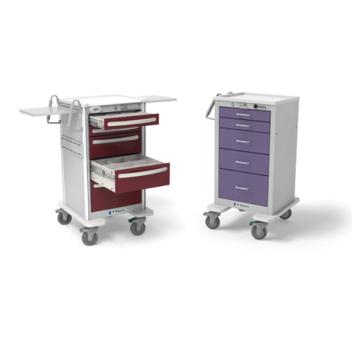Bedside Nurse Server Carts