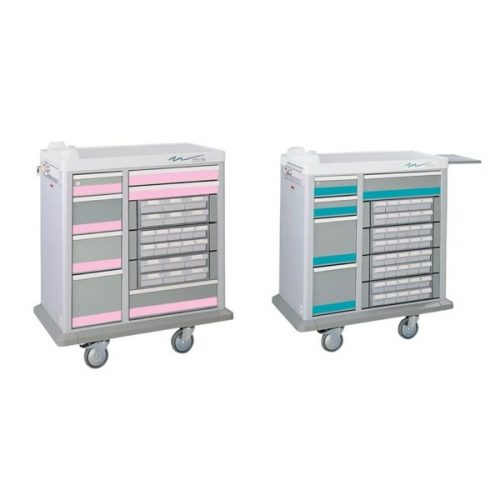 Medication Carts- Patient Bin