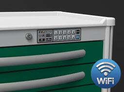 Electronic Keypad Wifi Capable