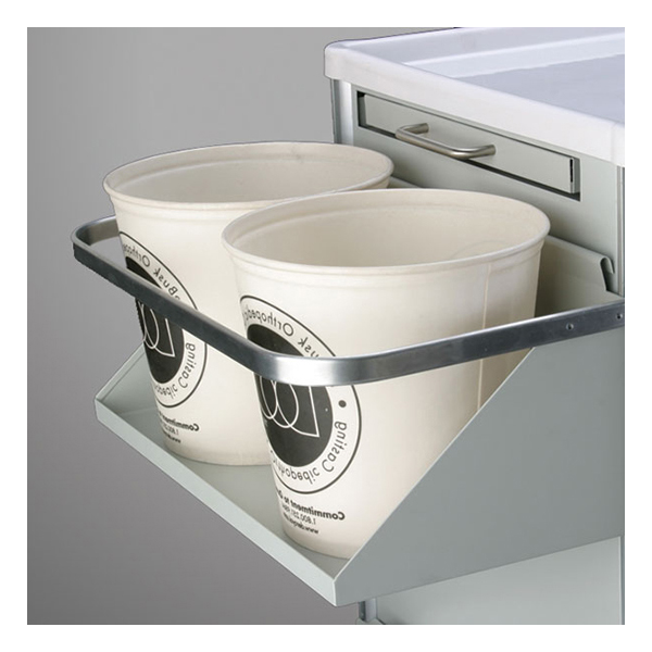 Side Mount Bucket Holder