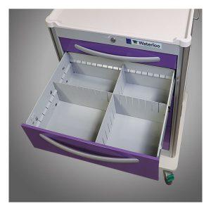 Divider Kit for Large Med Jr Aluminum