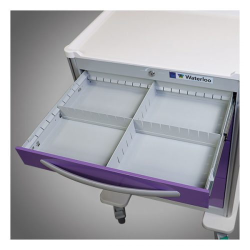 Divider Kit 3 inch Aluminum Drawers