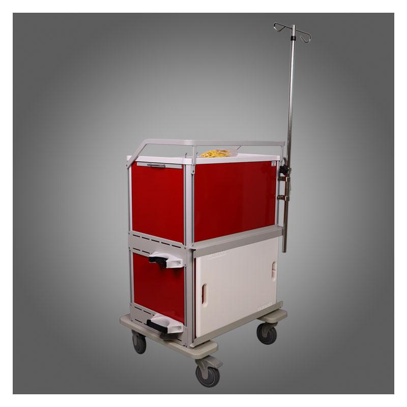Emergency Cart Back