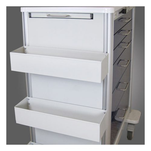 Fluid Equipment Storage Tray System