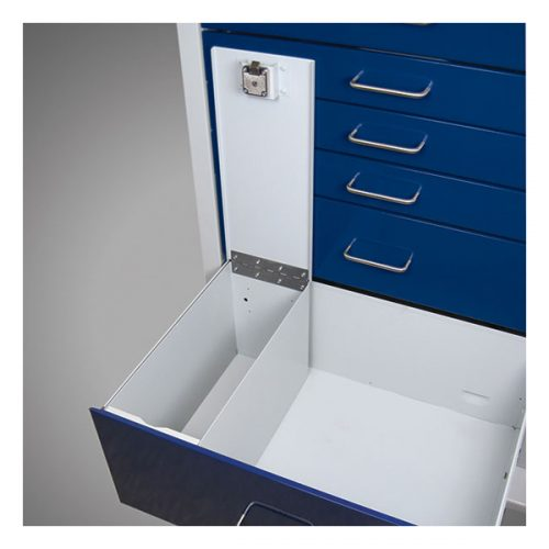 Deep Drawer Security Box