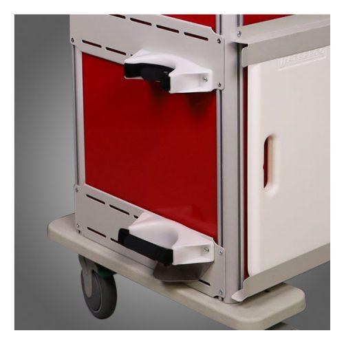 OTB-4 Aluminum Cart