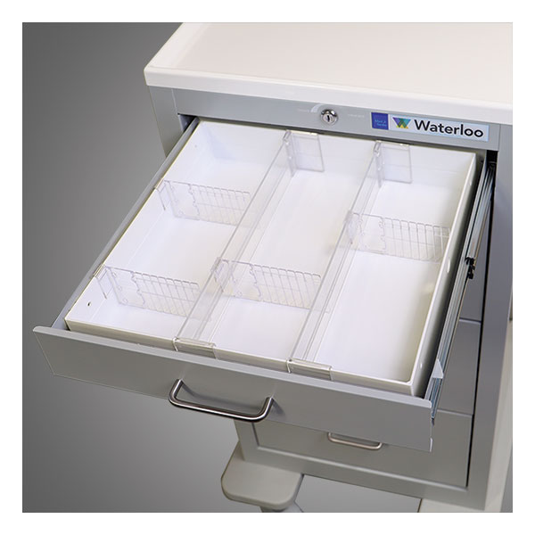 Slim Med-Jr Full Drawer Divider System