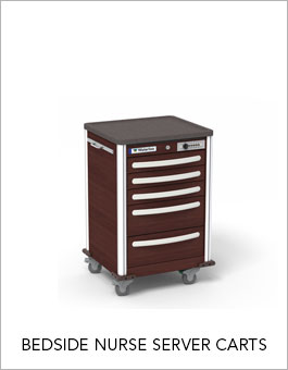 Shop Bedside Nurse Server Carts