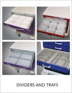 Dividers and Trays