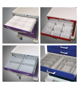 Shop Dividers and Trays