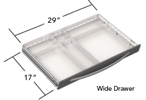 Drawer Size Wide