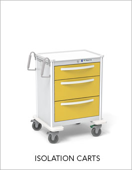Shop Isolation Carts
