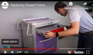 Replacing Drawer Fronts