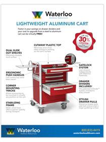 Aluminum Cart Features