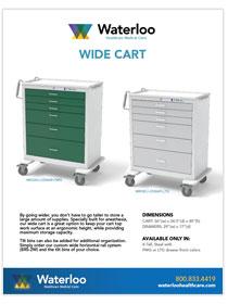 Wide Cart