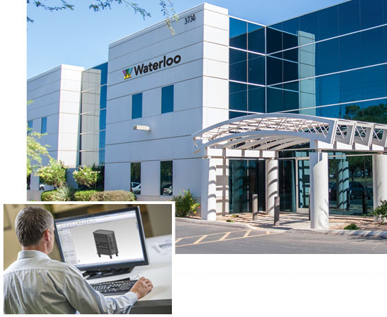 Waterloo Headquarters